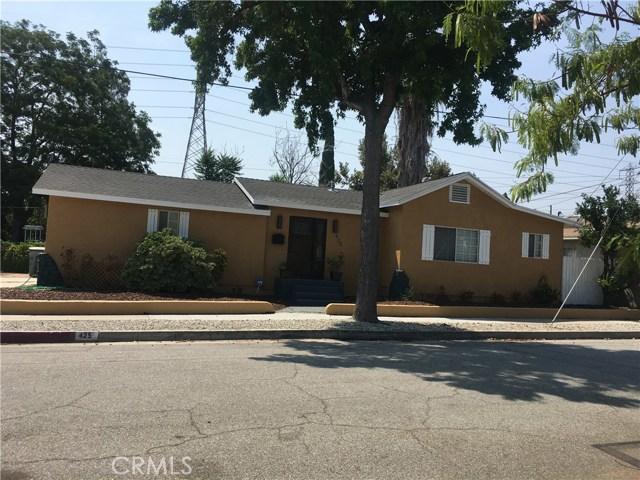 425 Vineyard Place, Pasadena, CA 91107