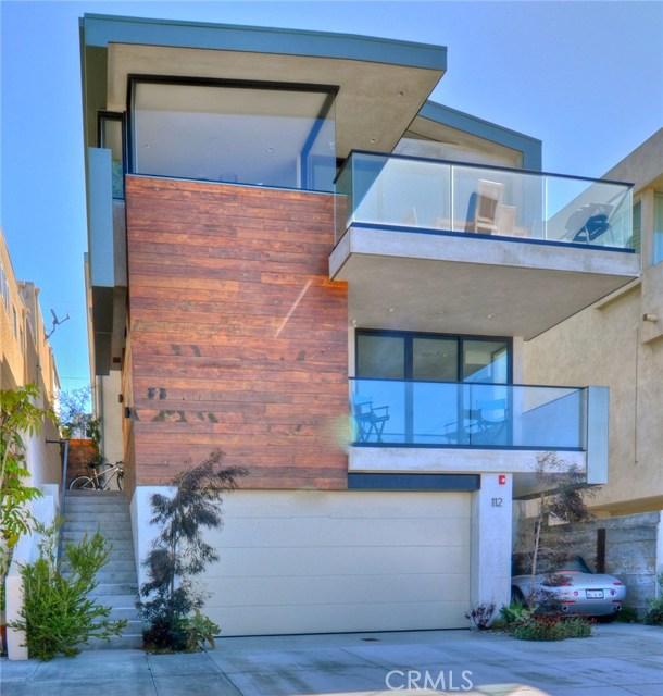 112 Manhattan Avenue, Manhattan Beach, California 90266, 4 Bedrooms Bedrooms, ,3 BathroomsBathrooms,For Rent,Manhattan,SB19103395