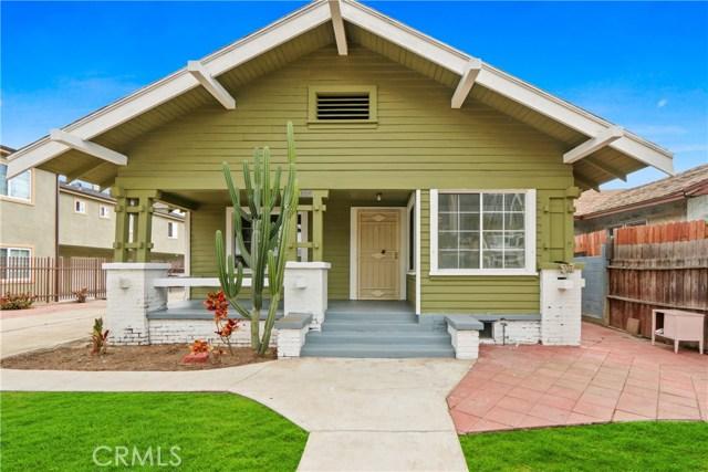 1082 Lime Avenue, Long Beach, CA 90813