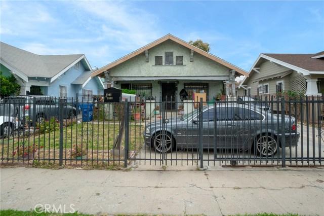 1507 W 50th Street, Los Angeles, CA 90062