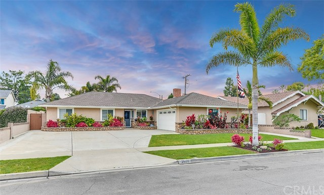 2659 W Sereno Place, Anaheim, CA 92804