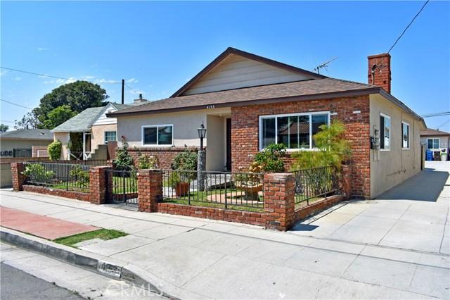 4153 W 137th Street, Hawthorne, CA 90250