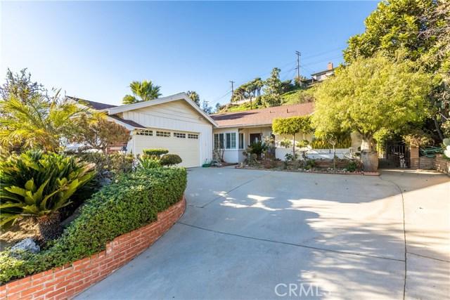 1667 Bluffhill Drive, Monterey Park, CA 91754