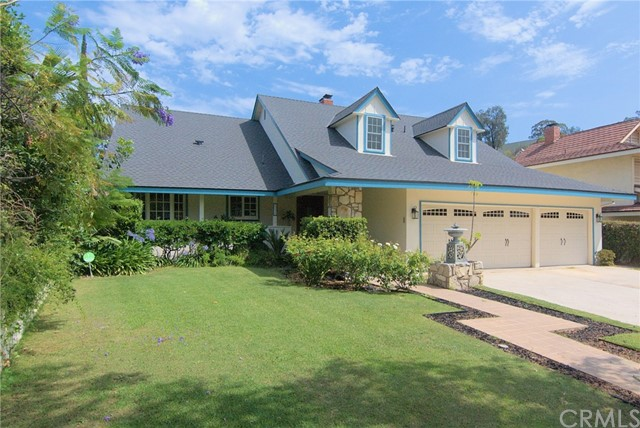 Welcome home to this gorgeous, move-in ready, cape cod style home in prestigious Sunny Hills. It is situated within boundaries of top rated schools and walking distance to Laguna Lake. From imported Swedish flooring to Italian marble, this home is well dressed. Wood flooring throughout the 1st floor, and premium plush carpet throughout the 2nd floor. Large living room with fireplace welcomes your entire party. 2nd fireplace in family room with vaulted ceilings and a chic wet bar. All baths upgraded with premium materials like Restoration Hardware fixtures and/or finishes. Relax in the spa atmosphere of your owner's bath with stand-alone tub and multi-jet shower with bench seat. Plenty of storage with custom built in closets in every bedroom. Permitted bonus area with built-in storage and seating. Brand new roof and exterior May 2021. Designer paint throughout. Step outside to your large tranquil lot with covered deck in a private backyard setting and room for pool. Too many details to list. See for yourself!