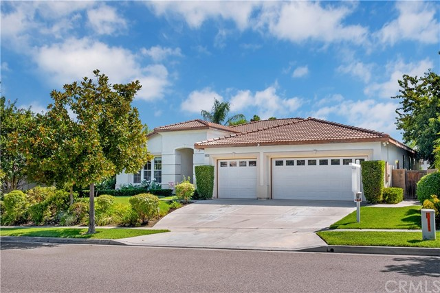 One of Single Story Corona Homes for Sale at 4157  Morales Way
