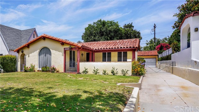 1031 E Fairmount Road, Burbank, CA 91501