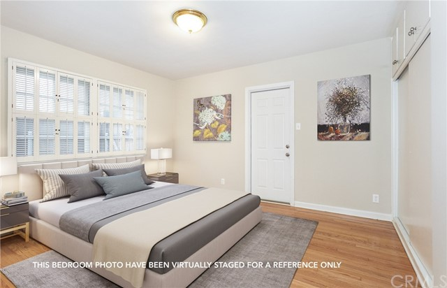 Bedroom #3 - Virtually Staged