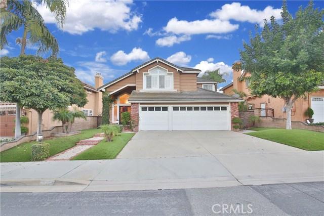 15035 Via Tesoro, Chino Hills, CA 91709