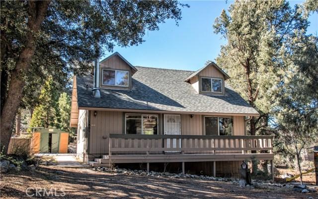 1801 Freeman Drive, Pine Mtn Club, CA 93225