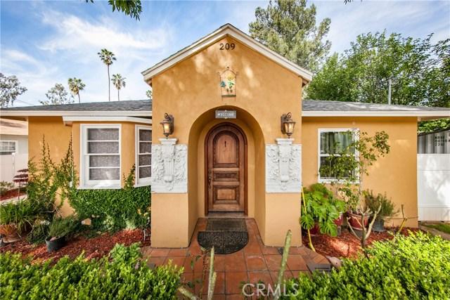 209 N Grove Street, Redlands, CA 92374