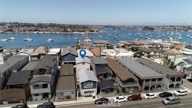 910 W Balboa Boulevard | Balboa Peninsula (Residential) (BALP) | Newport Beach CA