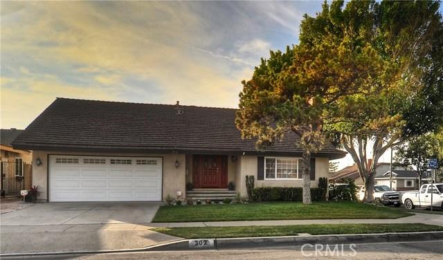 302 N Park Lane, Orange, CA 92867