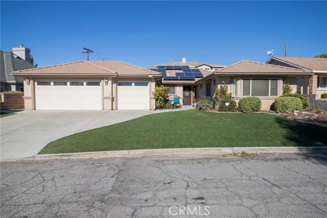 1540 E ALTO Drive, San Bernardino, CA 92404