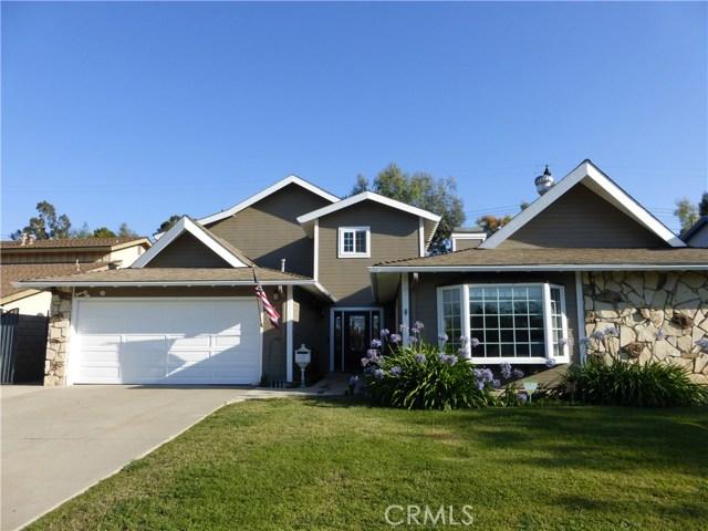 5300 E Gerda Drive, Anaheim Hills, California