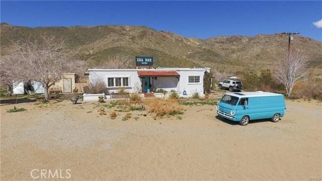 66760 Sunnyslope Drive, Joshua Tree, CA 92252