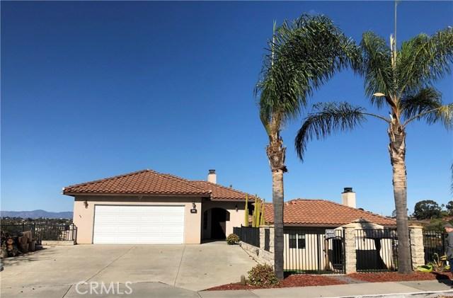 506 Lado De Loma Drive, Vista, CA 92083