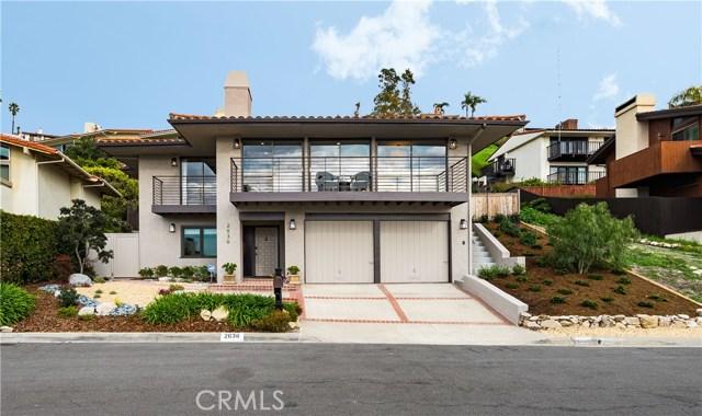 2636 Via Valdes, Palos Verdes Estates, CA 90274