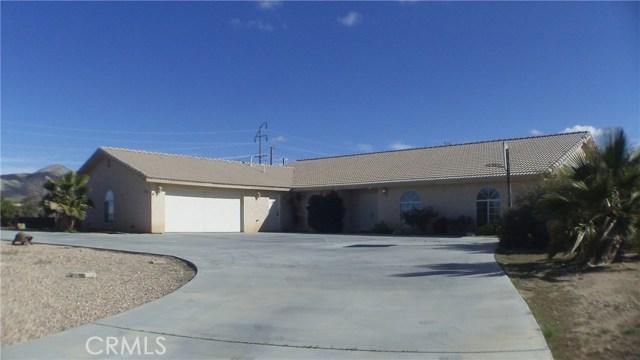58459 Juarez Drive, Yucca Valley, CA 92284