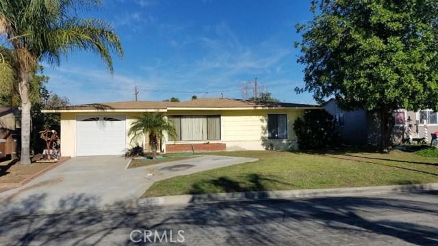 15457 Hartsville Street, La Puente, CA 91744