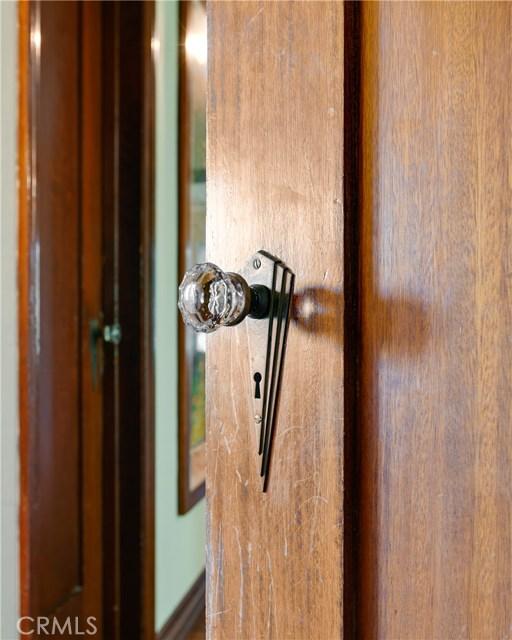 Glass Door Knobs and Art Deco Hardware