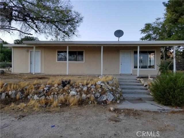 49156 Buena Vista Drive, Morongo Valley, CA 92256
