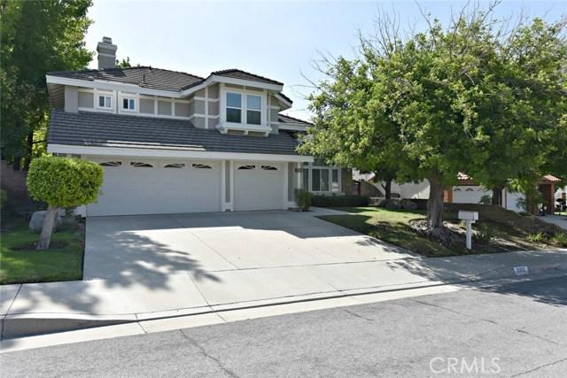 21012  Windrose Drive, Walnut, California