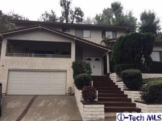 1321 Greenbriar Road, Glendale, CA 91207