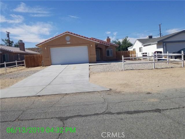 72194 Sunnyvale Drive, 29 Palms, CA 92277