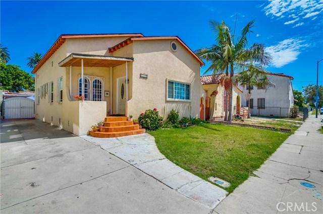 2750 S Redondo Boulevard, Los Angeles, CA 90016