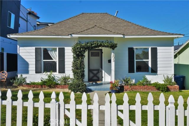 203 IRENA Avenue, Redondo Beach, California 90277, 3 Bedrooms Bedrooms, ,1 BathroomBathrooms,For Rent,IRENA,SB19040437
