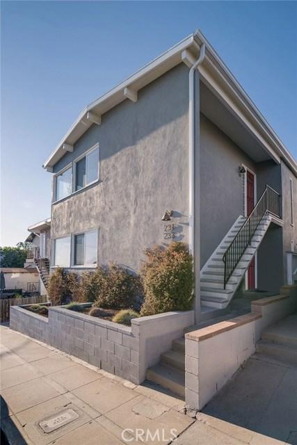 231 Longfellow Avenue, Hermosa Beach, CA 90254