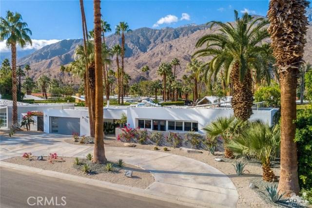 1861 Navajo Drive, Palm Springs, CA 92264