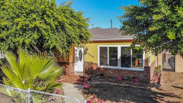 4670 Acacia Avenue, Pico Rivera, CA 90660