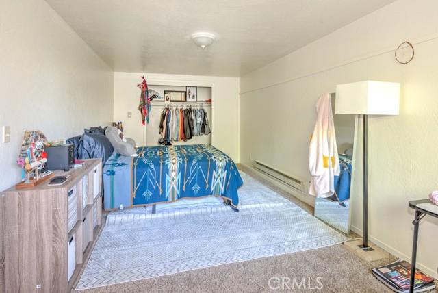 Downstairs Apt.- Bedroom.