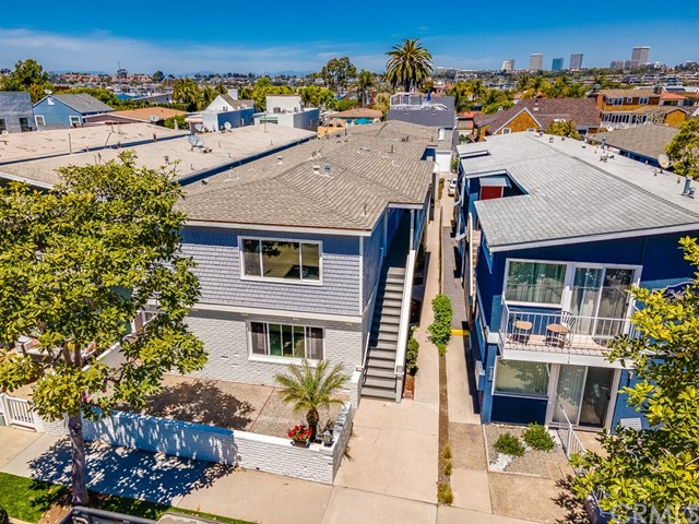 REMODELED 4 units tucked away within the community of Peninsula Point, a Newport Beach playground of Mega-Million dollar Oceanfront & Bayfront Homes and anchored by the world-famous Wedge, just steps away. Extra Large building! Extra Large Lot! Tons of upgrades including NEW PLUMBING, NEW ELECTRICAL and much more! Unit #1 is 2 Bedroom, 2 Bath. Unit #2 is 1 Bedroom, 1 Bath. Unit #3 is another 2 Bedroom,  2 Bath. Unit #4 is 3 Bedroom, 3 Bath. Some baths feature showers only. Total of 6 parking, including 3 garages. A 4 unit property such as this is a rare gem and an incredible opportunity that usually comes along once-in-a-generation.