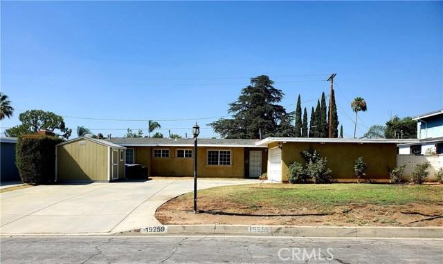 19259 E Thelborn Street, Covina, CA 91723