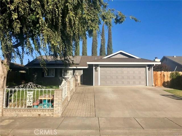 826 Massasso Street, Merced, CA 95341