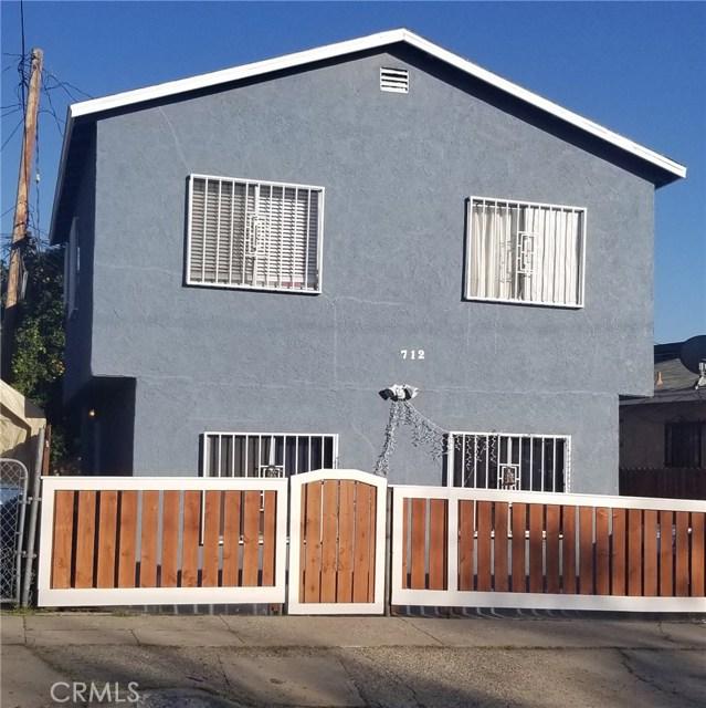 712 N Brannick Avenue, Los Angeles, CA 90063