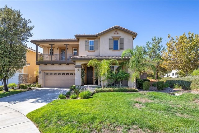 25085  Cypress Street, Corona, California