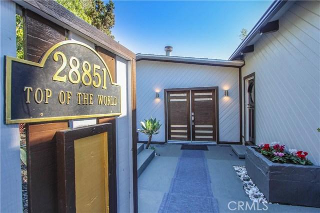 28851 Top Of The World Drive, Laguna Beach, CA 92651
