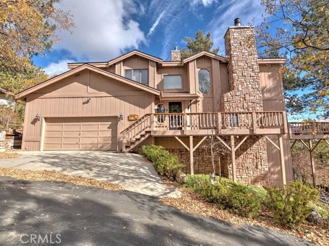 945 Deer Trail, Fawnskin, CA 92333