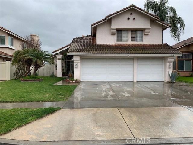 2632 Las Mercedes Lane, Corona, CA 92879