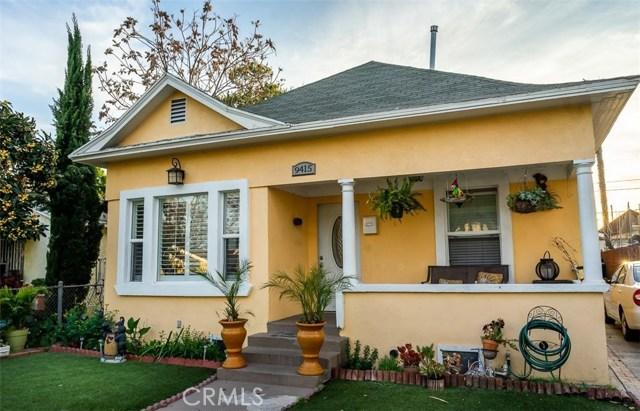 9415 Baird Avenue, Los Angeles, CA 90002