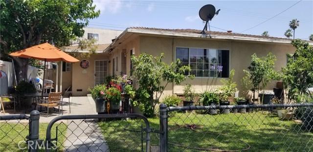 1809 S Birch Street, Santa Ana, CA 92707