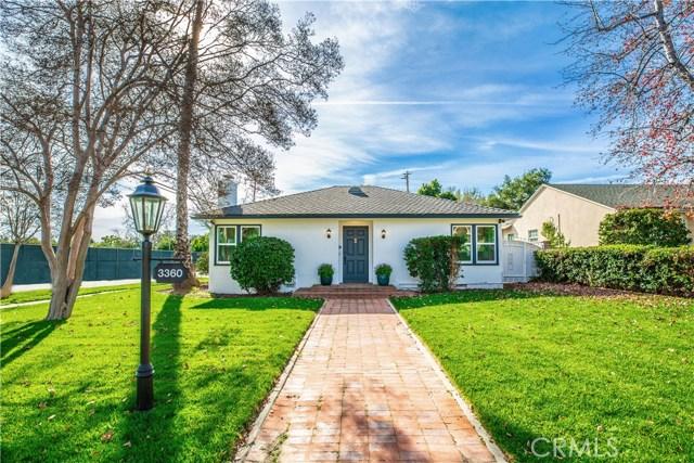 3360 Thorndale Road, Pasadena, CA 91107