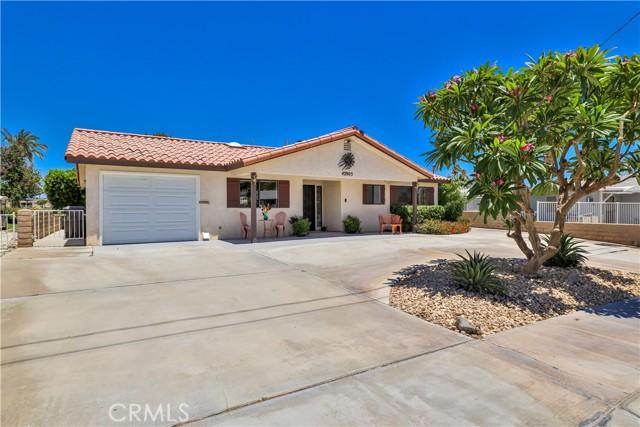 2. 42905 Texas Avenue Palm Desert, CA 92211