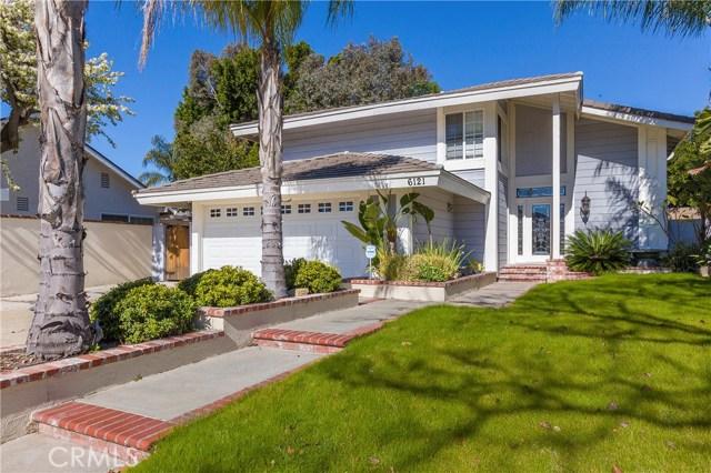 6121 E Camino Manzano, Anaheim Hills, CA 92807