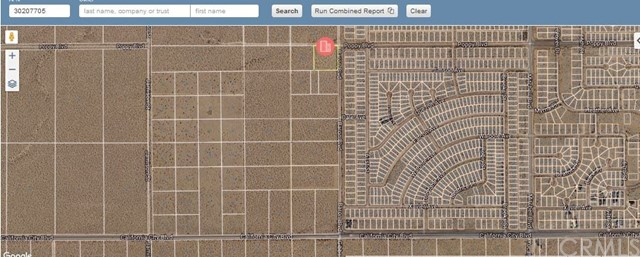 0 Baron Boulevard, California City, CA 93505