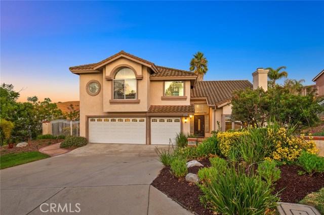 16037 Pinnacle Road, Chino Hills, CA 91709