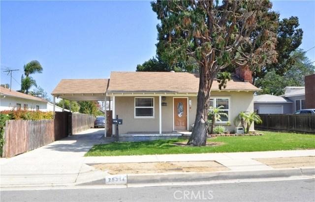 25314 Woodward Avenue, Lomita, CA 90717